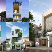 Mẫu nhà đẹp 3 tầng được ưa chuộng nhất năm nay